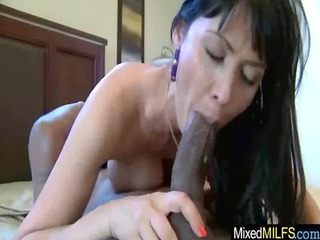 uneasy  black penis into extremely impressive