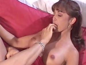 woman jewels jade obtains her anal pierced