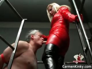 two hot horny sexy figure  latex milf angels part3