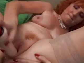 ginger cougar can squirt