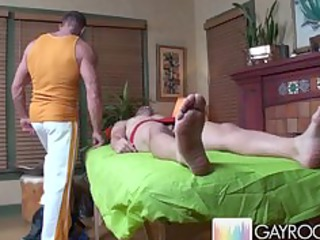 wet lucas prostate squeeze.p2