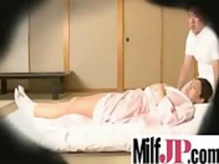 beautiful japanese woman chick get banged