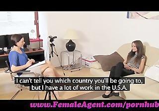 femaleagent. talented tongues