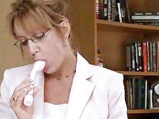 mature housewife kitchen workplace solo
