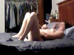 masturbation of my milf cught by hidden cam