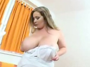 mature pushing dildo