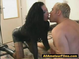 awesome mature babe pleasing bitch