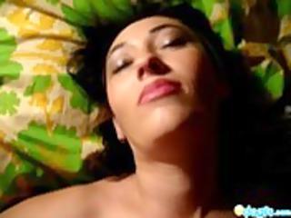 luscious latino mature babe sigaeva polishing