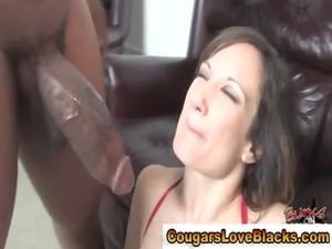 older grown-up slut dark libido fuck and facial