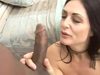 milf with awesome body drilled