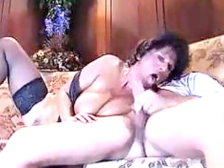 classic french woman drilled