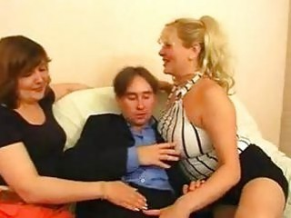 two russian bbw matures solitary man