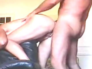 drilling my 53 years wife deep into her anal
