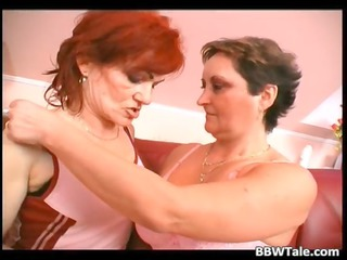 homosexual woman grannies cave and boobs tasting
