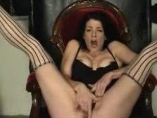 cougar masturbation