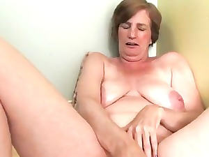 lovely masturbation with and sex toys