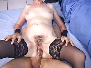 french bushy old adore ass