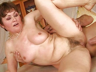 grandma likes difficult porn with friend
