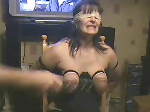 whipping tits of my submissive whore. fresh