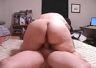 bbw pair inside homemade sex clip