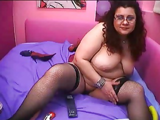 bbw grown-up chick on cam
