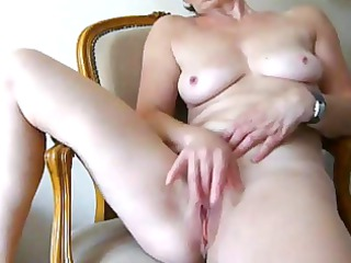 old fist herself to good cumshots