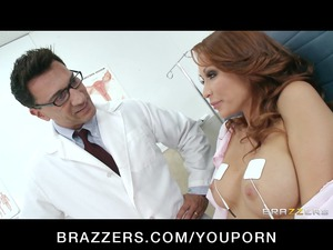 awesome ginger woman monique alexander gets a