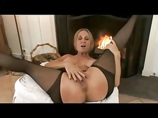 older lady nylons &; uneasy sexy nipples