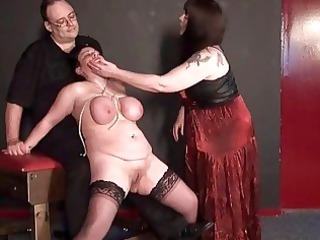 cougar lesbian slavegirls bizarre punishment
