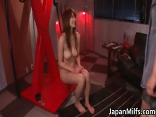 horny japanese woman licking and banging part4