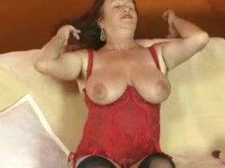 german cougar masturbate with sex toy