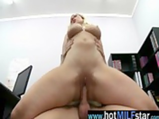 huge tits ladies obtain pierced by giant penises