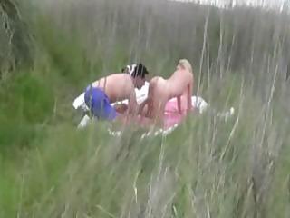 albino wife gangbanged on the shore