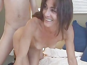 mature bang with inexperienced male