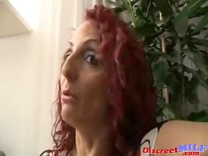 horny fucking american mature babe acquires fresh