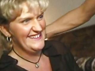 huge british woman