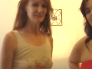 trailer park lady and her plump daughter want