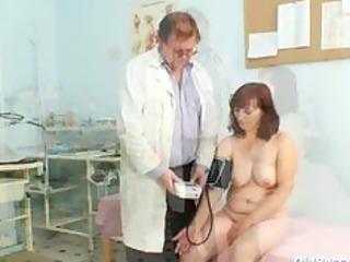 zita mature slut gyno speculum exam at clinic