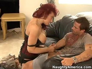 black headed momma nona sinn stuffs her drenched