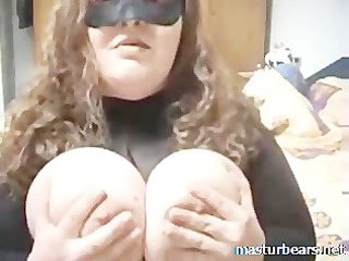 home solo german bbw mature babe with huge boobs