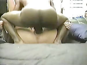 wife takes a black thug