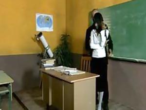 super english milf teacher